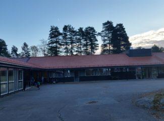Aremark skole bilde