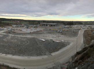 Svinesund Transportsenter bilde